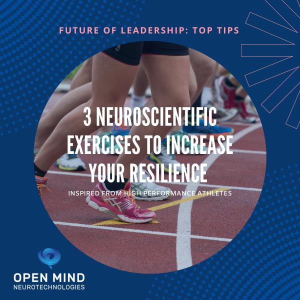 Neuroscientific exercises to increase resilience